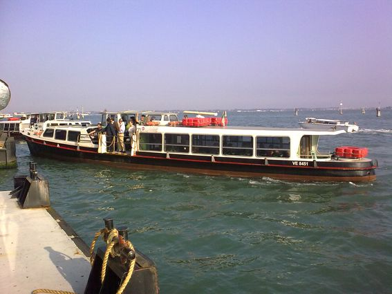 Vaporetto Laguna di Venezia