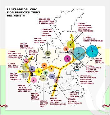 strade del vino