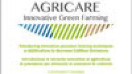 Progetto LIFE+ AGRICARE – Schede di sintesi