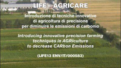 Introduzione di tecniche innovative di AGRIcoltura di precisione