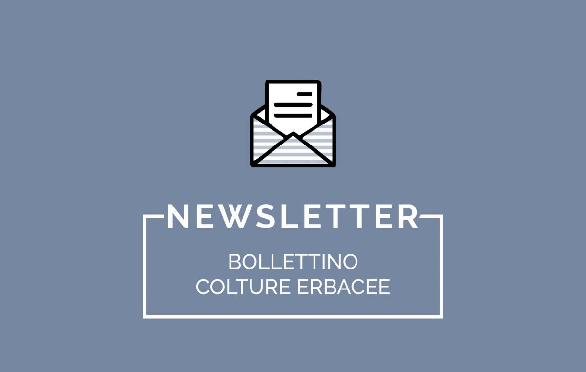 Bollettino colture erbacee n. 87 del 09 maggio 2012