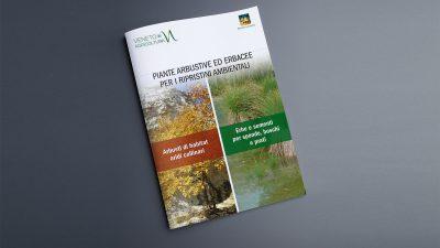Piante arbustive ed erbacee per i ripristini ambientali