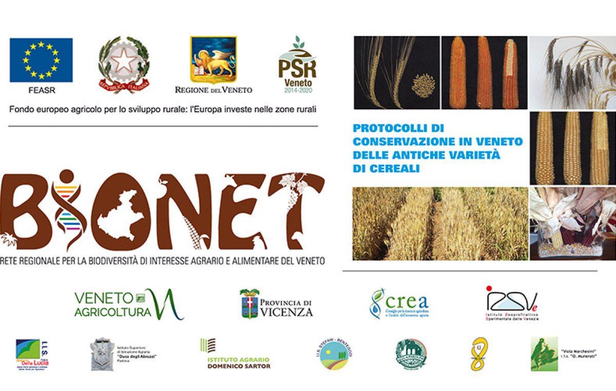 """""""BIONET"""": fruttiferi, avicoli e cerealiTRE INCONTRI"""