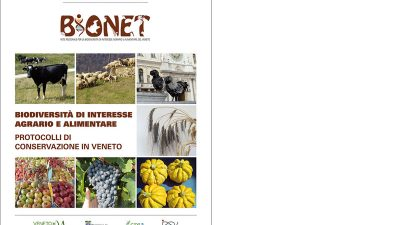 BIONET – Protocolli di conservazione in Veneto