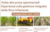 Giornata dimostrativa al CiRAA, San Piero a Grado (PI) – 19 giugno 2018