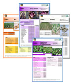 schede biodiversità orticole