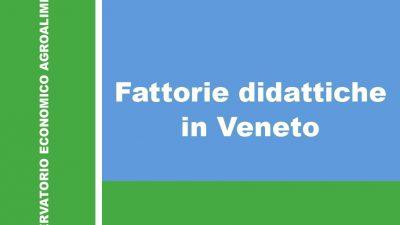 Fattorie didattiche in Veneto