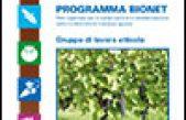Programma BIONET (Rete regionale per la conservazione e caratterizzazione della biodiversità di interesse agrario) – Gruppo di lavoro viticolo