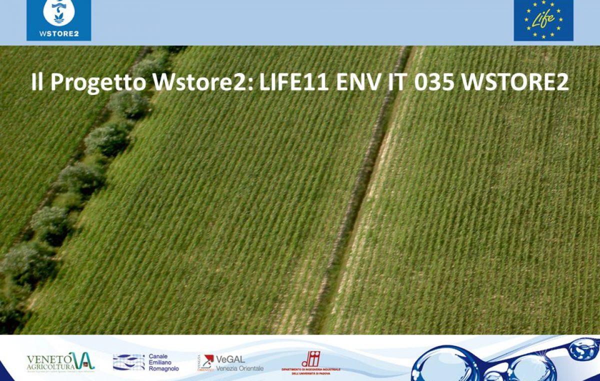 21 ottobre 2015 – Una gestione innovativa delle acque nelle zone costiere – I risultati del progetto WStore2
