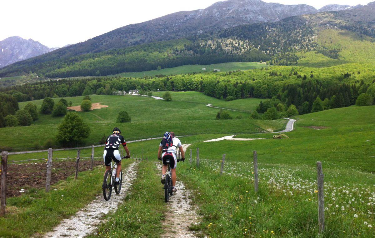 'Cansiglio Ring' (BL-TV), completato il sentiero Vallorch-Vallorch