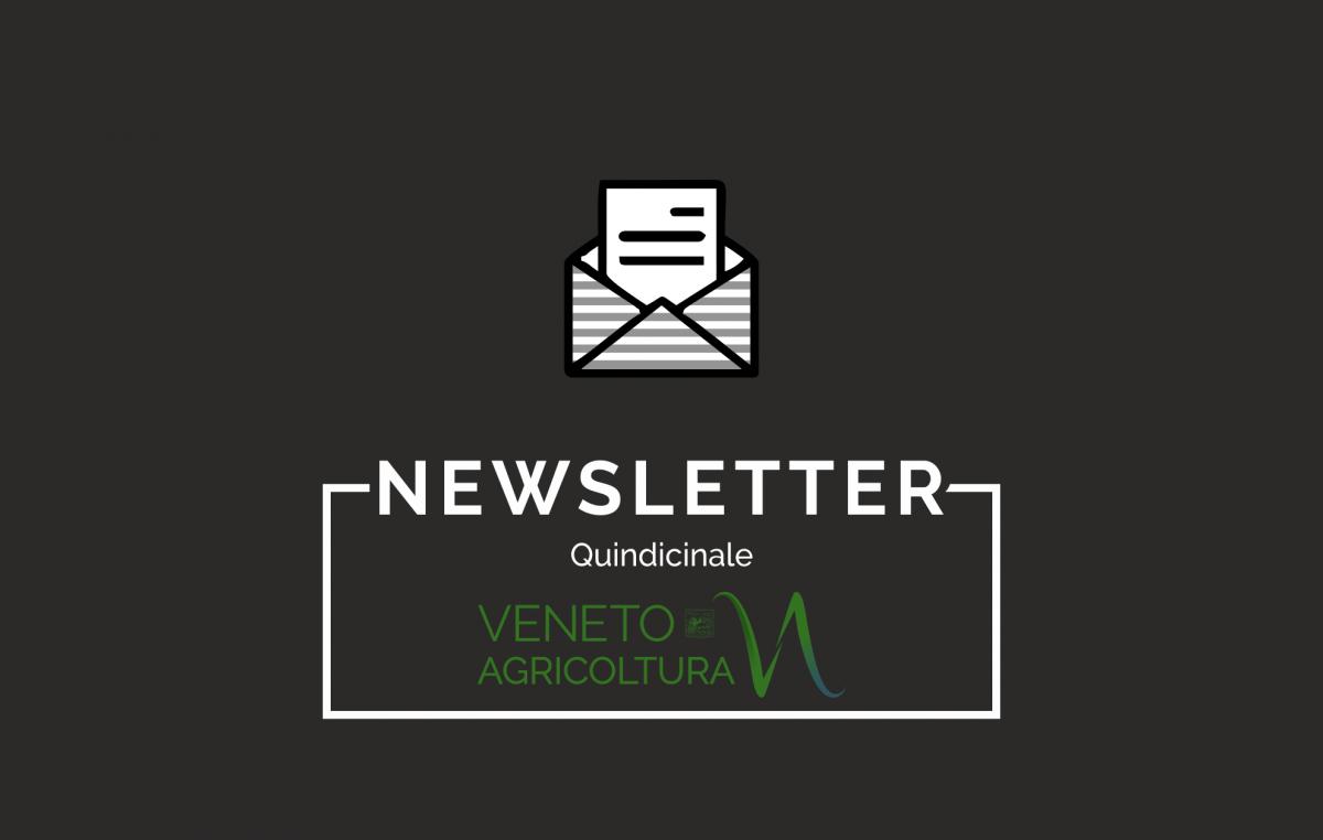 Newsletter Veneto Agricoltura n. 04/2018
