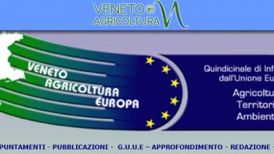 Quindicinale Veneto Agricoltura Europa n. 12/2015