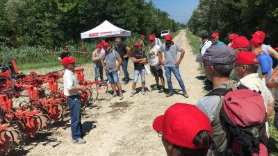 Giornata dimostrativa a ValleVecchia – 17 luglio 2018