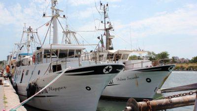 Le Marinerie di Goro e Porto Garibaldi