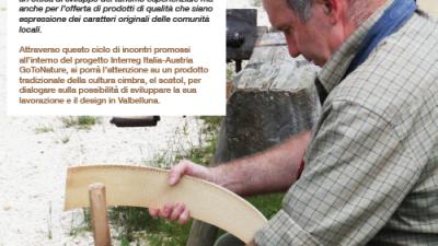 Scatoi made in valbelluna: artigianato tradizionale e sviluppo della destinazione turistica