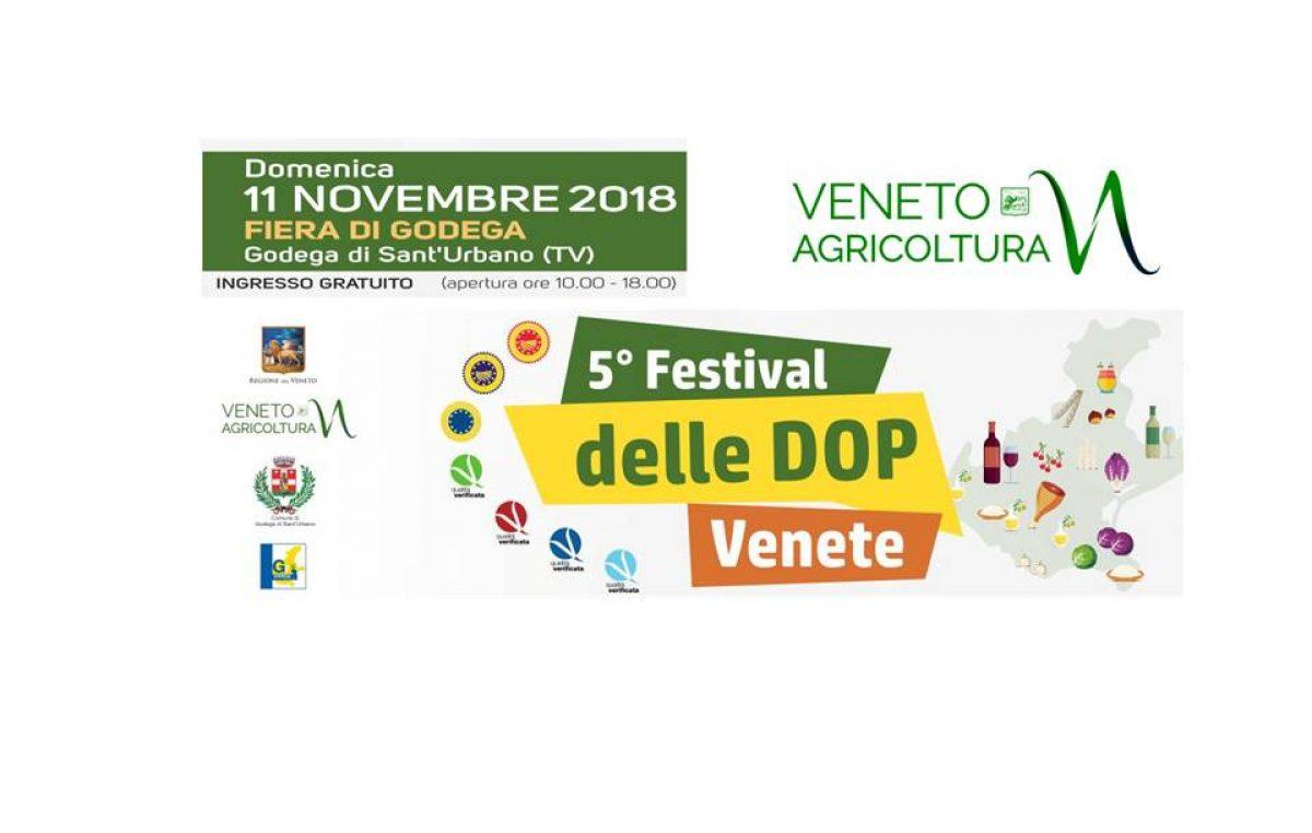 DOMENICA, DOP E IGP IN VETRINA AL FESTIVAL 2018