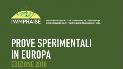 Prove sperimentali in Europa – Edizione 2018 in italiano