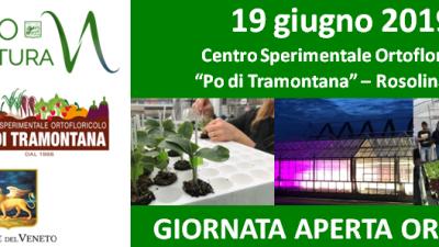 """Giornata aperta orticola – Centro """"Po di Tramontana"""", Rosolina (RO)"""
