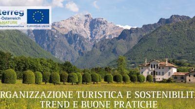 ORGANIZZAZIONE TURISTICA E SOSTENIBILITÀ: TREND E BUONE PRATICHE