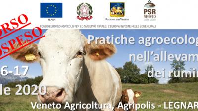 Pratiche agroecologiche nell'allevamento dei ruminanti (cod.2A-25-20)