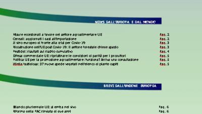 Veneto Agricoltura Europa n. 5/2020