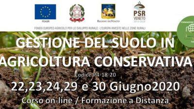Gestione del suolo in agricoltura conservativa (cod. P4-18-20)