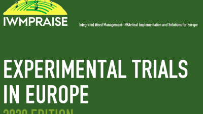 Experimental trials in Europe – 2020 edition