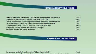 Veneto Agricoltura Europa n. 7/2020