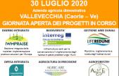 """Giornata aperta """"on-line"""" a Vallevecchia 30 luglio 2020"""