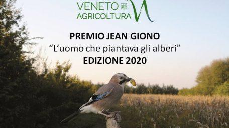 PREMIO JEAN GIONO – L'UOMO CHE PIANTAVA GLI ALBERI – EDIZIONE 2020