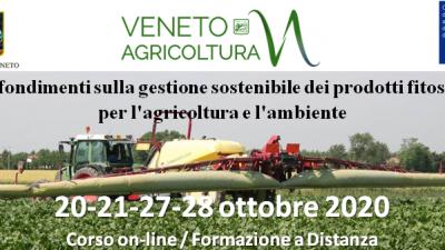 Approfondimenti sulla gestione sostenibile dei prodotti fitosanitari per l'agricoltura e l'ambiente