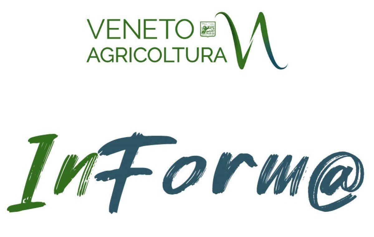 Newsletter Veneto Agricoltura Inform@ n°18/2020 del 29.10.20