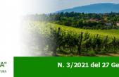 Agricoltura Veneta n. 03 del 27 gennaio 2021