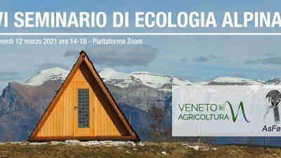 VI Seminario di Ecologia Alpina