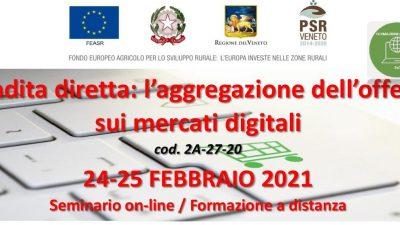 Vendita diretta: l'aggregazione dell'offerta sui mercati digitali