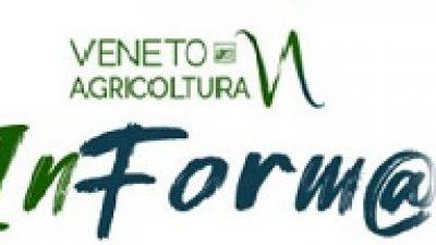 Veneto Agricoltura Inform@ n°10/2021 del 7.6.21