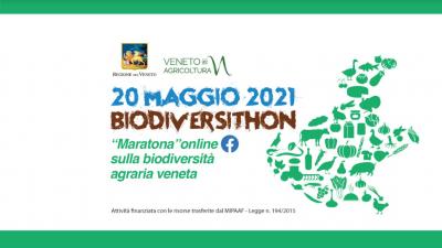 """""""BIODIVERSITHON 2021"""", UNA MARATONA PER CELEBRARE LA BIODIVERSITÀ AGRARIA (E MICROBICA…)"""
