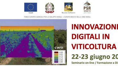 Innovazioni digitali in viticoltura