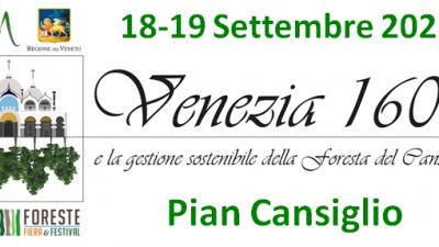 Venezia 1600 e la gestione sostenibile della foresta del Cansiglio
