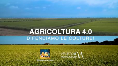 """PARTE DOMANI """"AGRICOLTURA 4.0: DIFENDIAMO LE COLTURE!"""""""