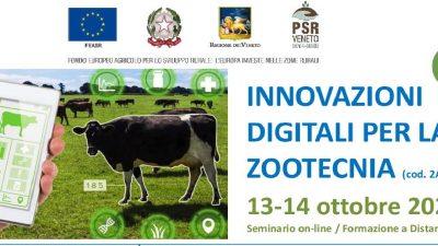 Innovazioni digitali per la zootecnia