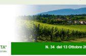 Newsletter Agricoltura Veneta n. 34 del 13.10.2021